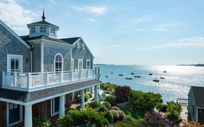 Worlds Best Resort Hotels In The Northeast Travel Leisure - The 10 most secluded hotels in the world