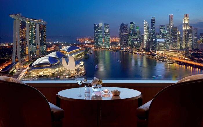 The Ritz Carlton Milennia Singapore