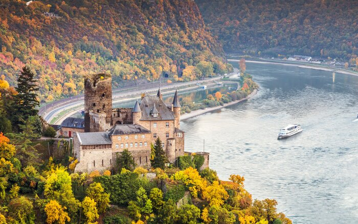 The Rhine River Is An Unexpected And Amazing Cruise - Rhine river