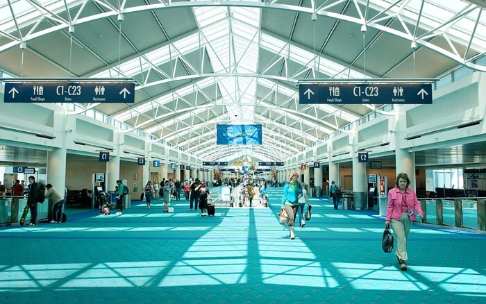 Why Portland Is Americas Best Airport Travel Leisure - Airports in oregon