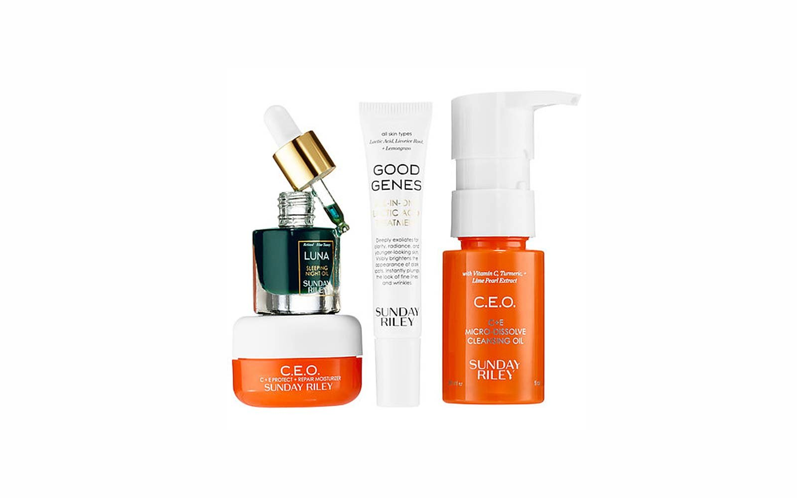 Travel Skin care Set