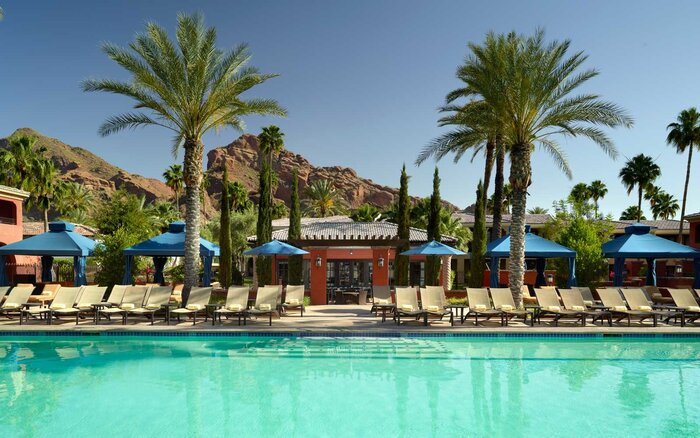 5 of the best scottsdale resorts travel leisure resorts in scottsdale az publicscrutiny Image collections