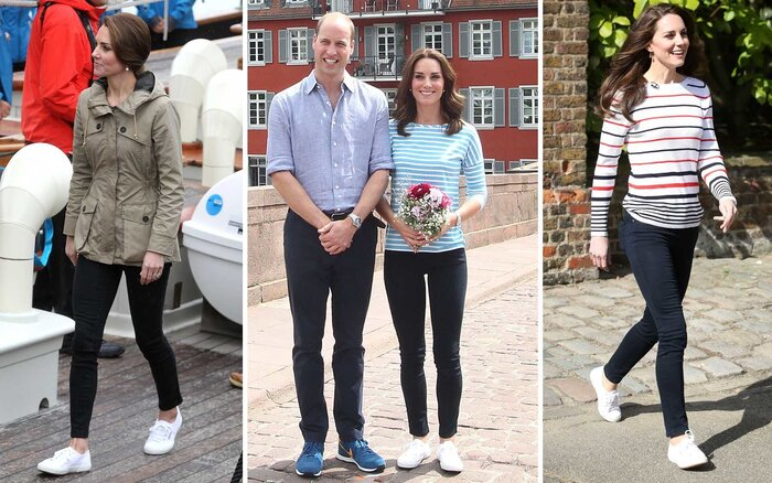Outfit ideas inspired by kate middletons travel style travel kate middleton travel outfits ccuart Images