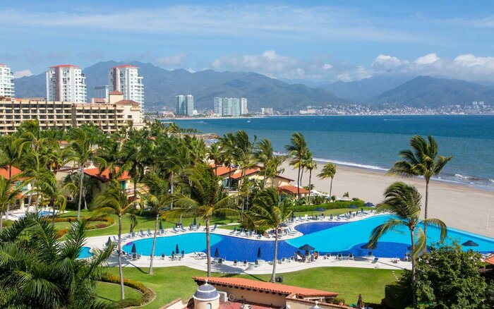 Amazing Puerto Vallarta Allinclusive Resorts Travel Leisure - Puerto vallarta resorts all inclusive