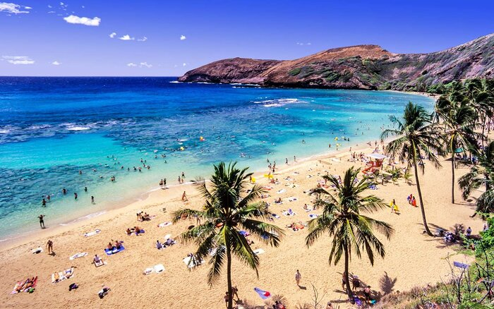 Cheap flights to hawaii are finally here starting at 344 round usa hawaii oahu hanauma bay nature preserve a nature preserve and a sciox Images