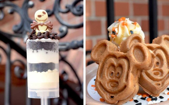 Disney World Has a Menu Full of Halloween Treats You Have to Try ...