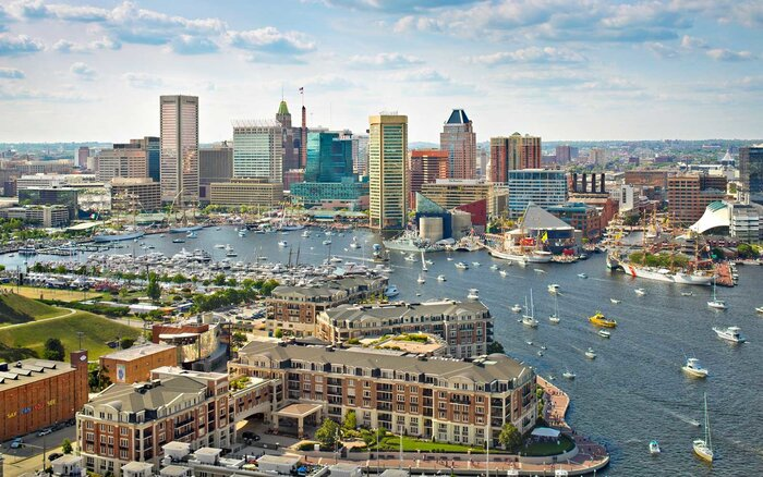 Visit Baltimore Maryland Top Restaurants Bars Attractions - Where is baltimore md