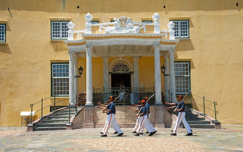castle of good hope cape town south africa
