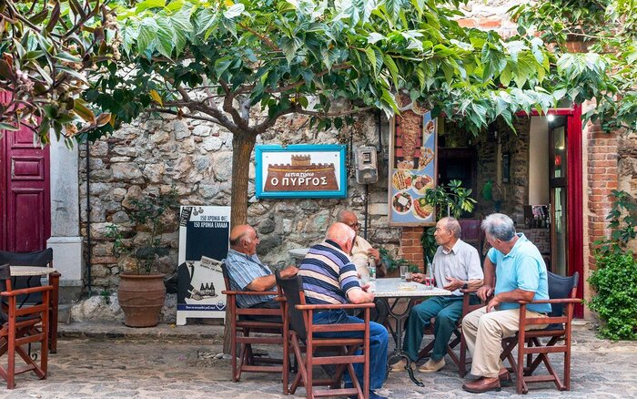 Basic Words And Phrases For Your Trip To Greece Travel Leisure - How much does it cost to go to greece