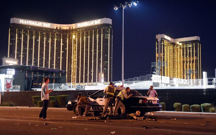 Las Vegas Shooting: Hotels and Airport Reopen After Deadly Concert ...