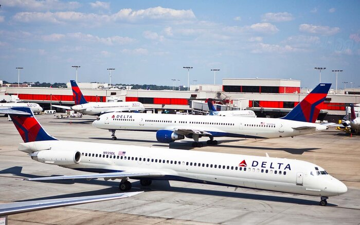 Where Travelers Can Find Delta Air Lines Hubs | Travel + Leisure