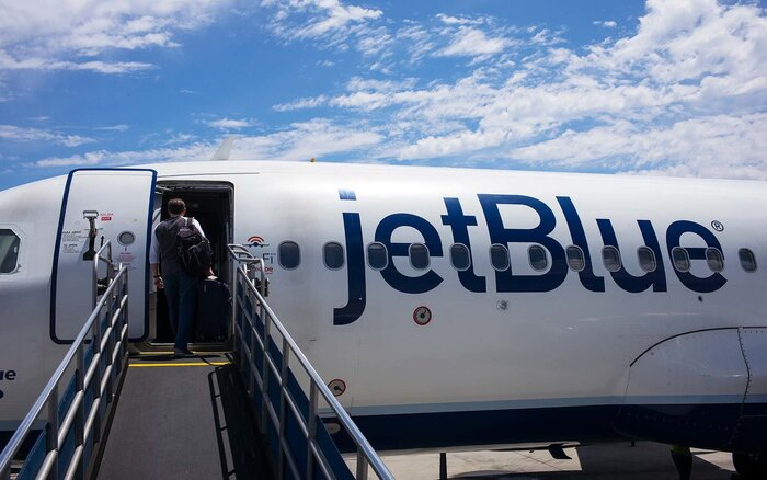 Jetblue is giving away free trips to volunteer in the caribbean jetblue airlines airplane volunteer passenger flight malvernweather Images