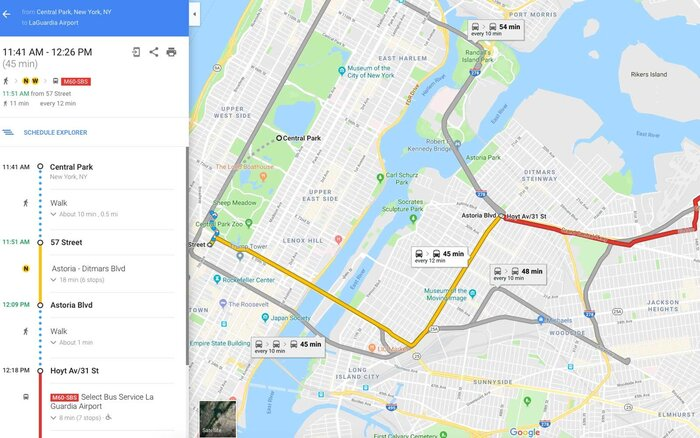 Google maps new feature will make sure you never miss your stop google maps directions for public transit stopboris Image collections