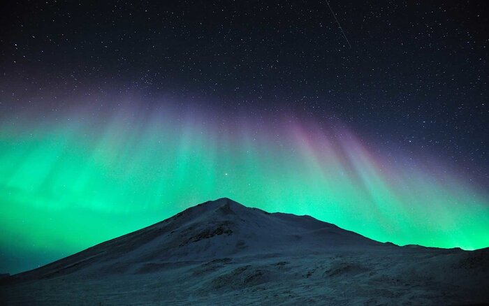 The best places to see the northern lights in january travel northern lights coldfoot alaska publicscrutiny Images