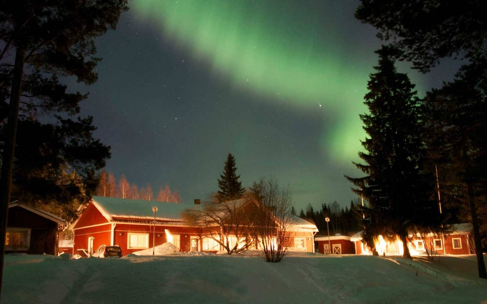 Pine Bay Lodge hotel in Sweden
