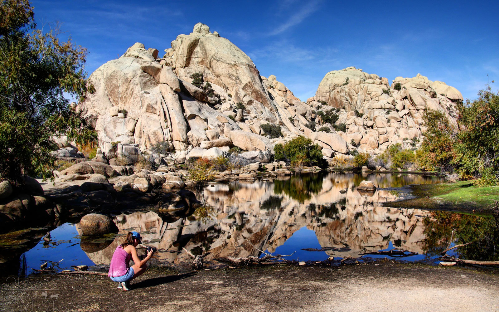 barker dam joshua tree national park