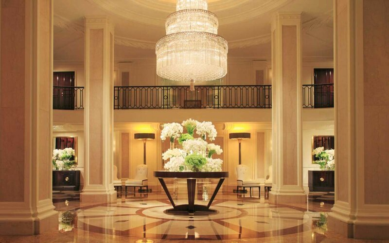 Movie Themed Hotels Pretty Woman Beverly Wilshire California