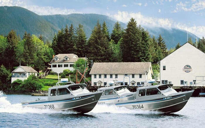 Save On A Twonight Stay At An Allinclusive Fishing Lodge In - All inclusive alaska