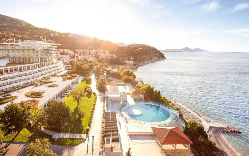 Sun Gardens Resort in Dubrovnik, Croatia