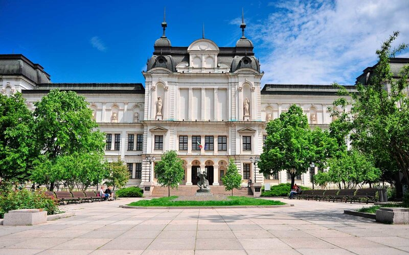National Art Gallery, Sofia, Bulgaria