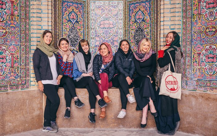 These female only tours in the middle east let you bond with the intrepid travel womens group in iran ccuart Gallery
