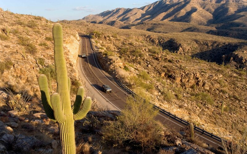 America's best spring drives