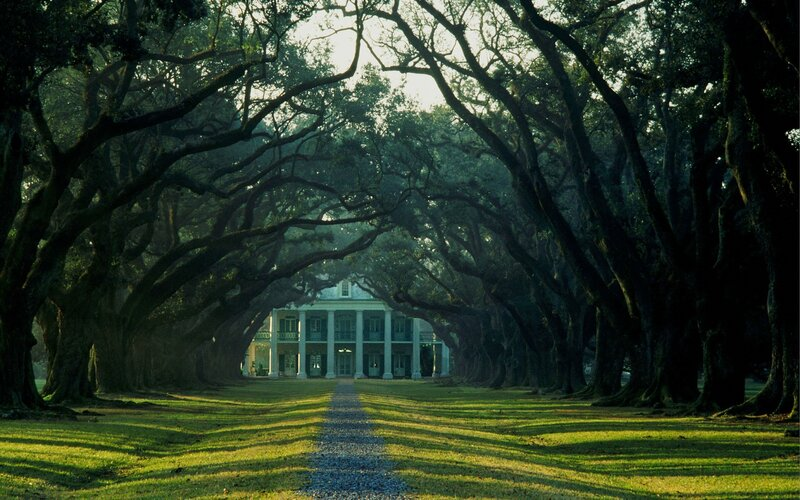 America's best spring drives: Louisiana Great River Road