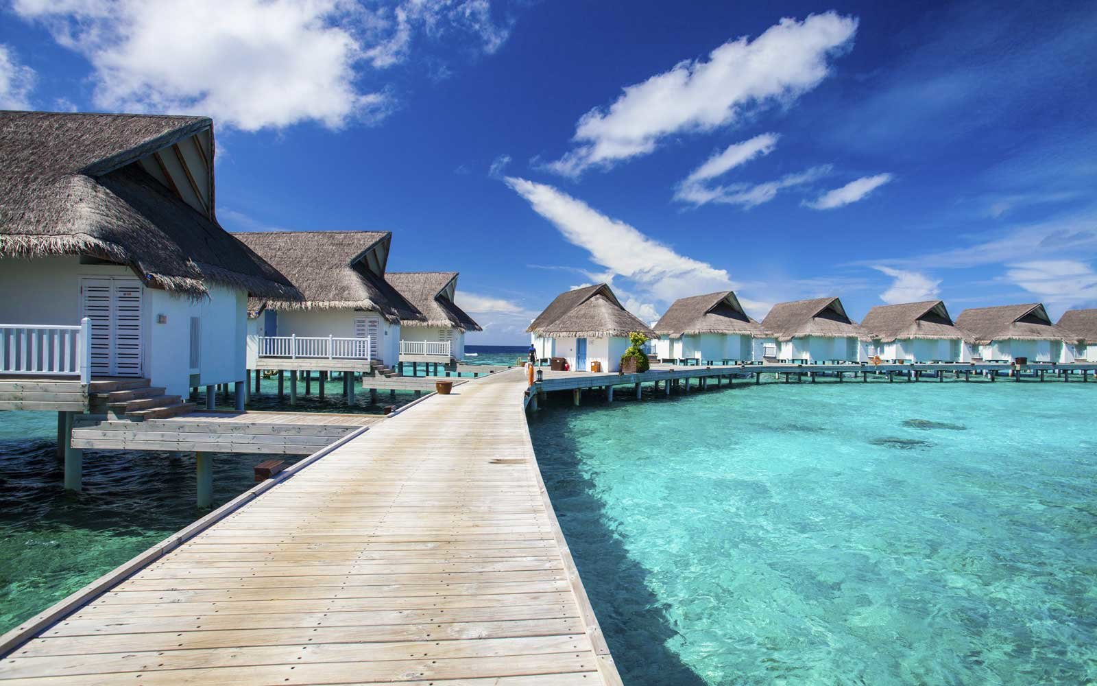 Centara Grand Island Resort Maldives