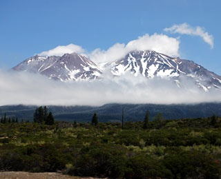 Mount Shasta, Redding, CA