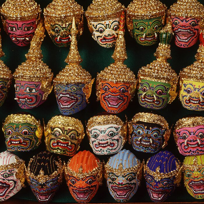 Best Places To A Souvenir In Bangkok
