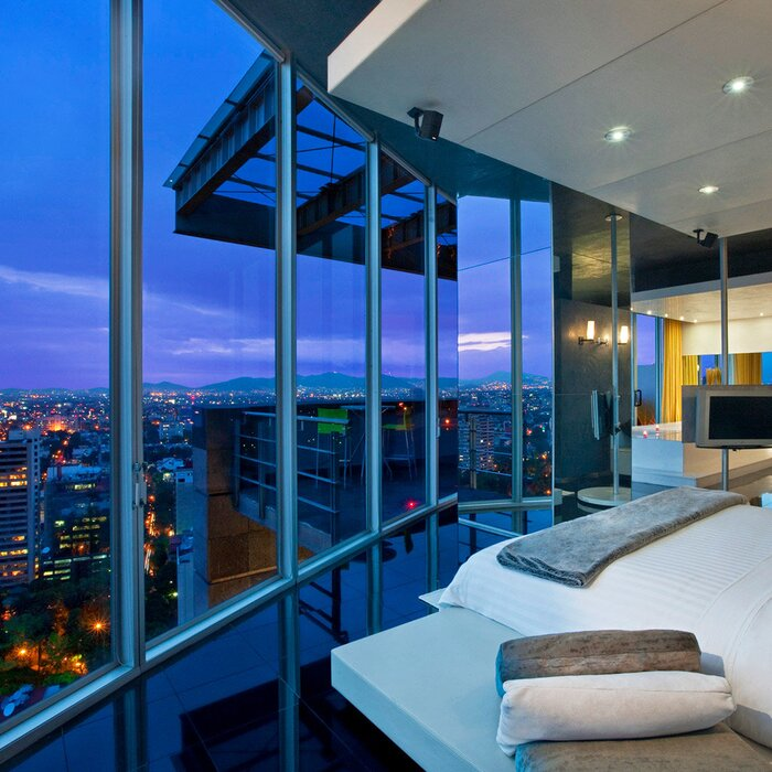 Top Luxury Hotels In Mexico City