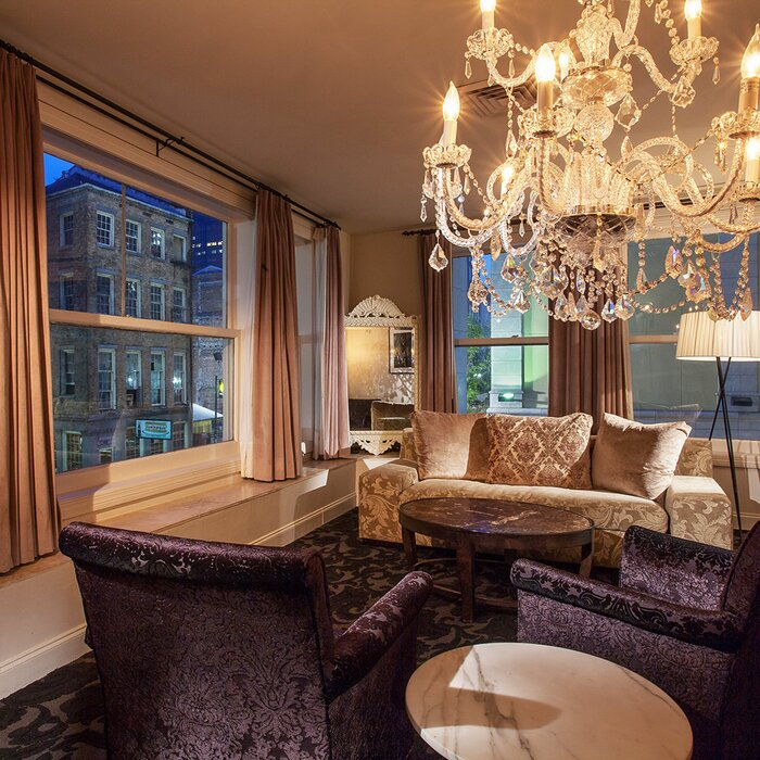 Most Hotels In New Orleans