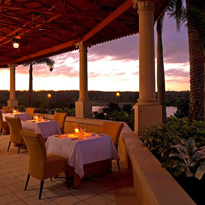 Best Hotel Restaurants In Orlando