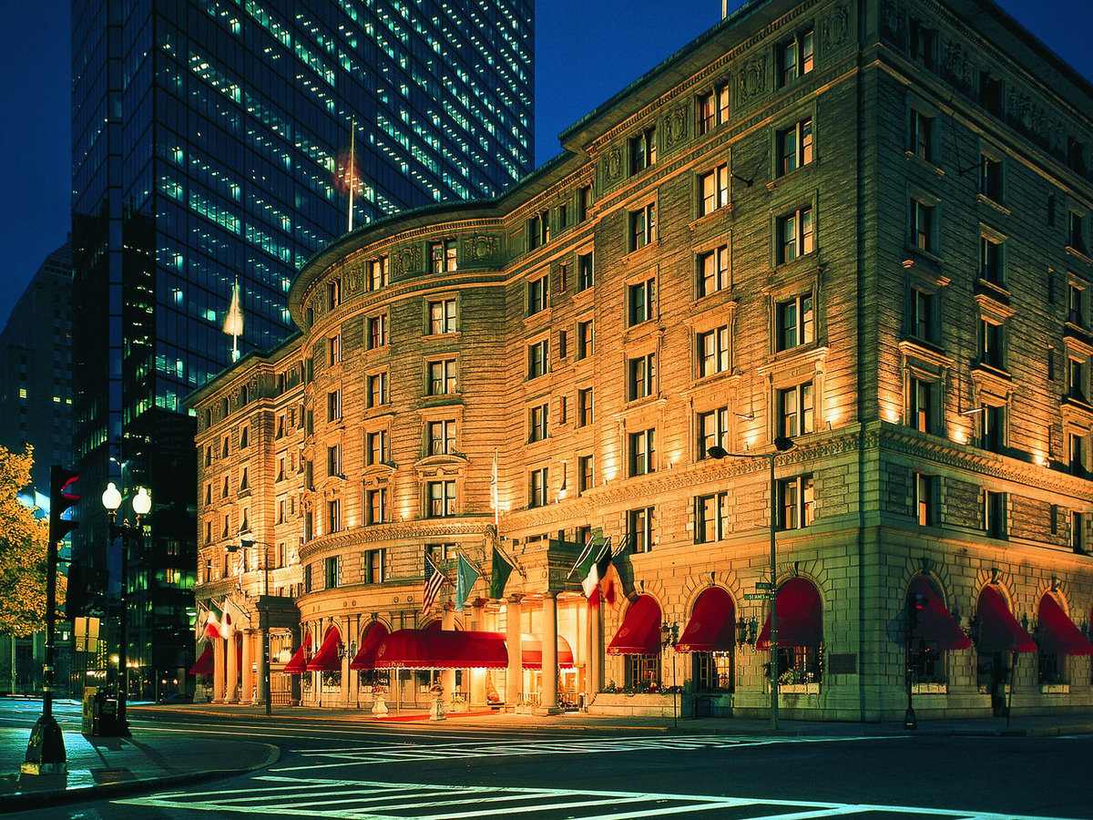 The Fairmont Copley Plaza Hotel 2018 World S Best Hotels