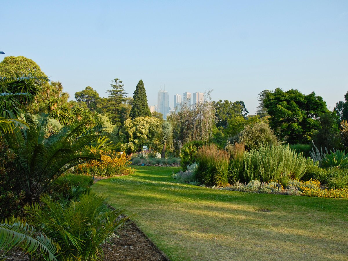 Royal Botanic Gardens | Travel + Leisure