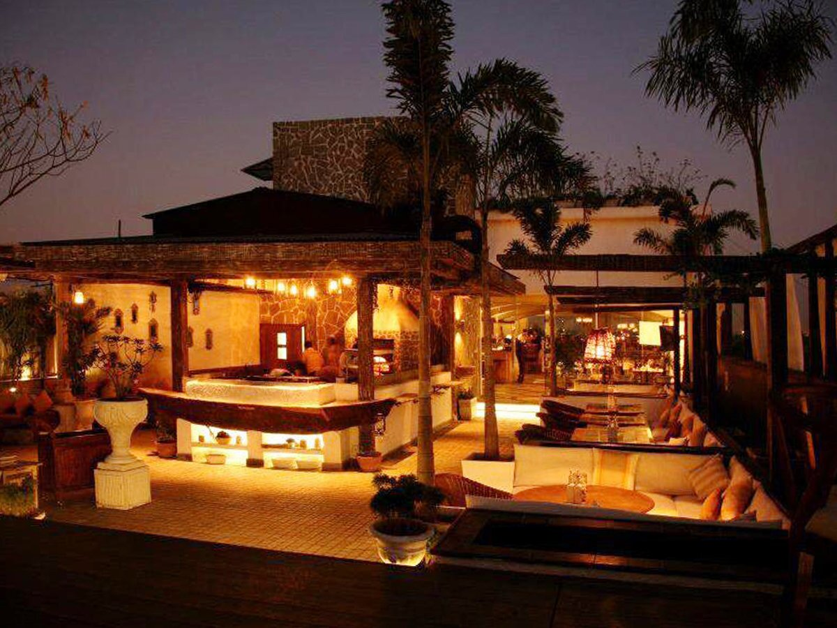 Amour -The Patio Restaurant, Cafe & Bar | Travel + Leisure