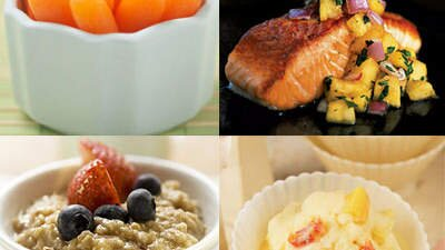 Sample menu for a low fat diet health intro cholesterol surprise forumfinder Choice Image