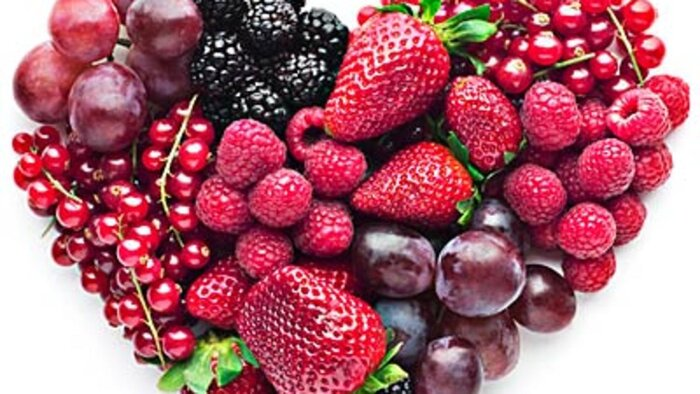Why berries are good for your heart health berries for heart forumfinder Choice Image