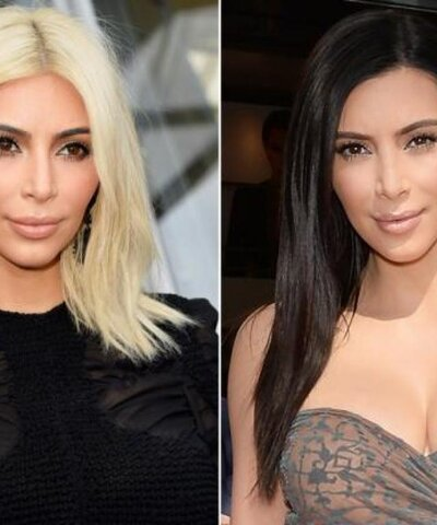 Black Hair - Celebrity Black Hair Color Ideas & Trends | InStyle.com