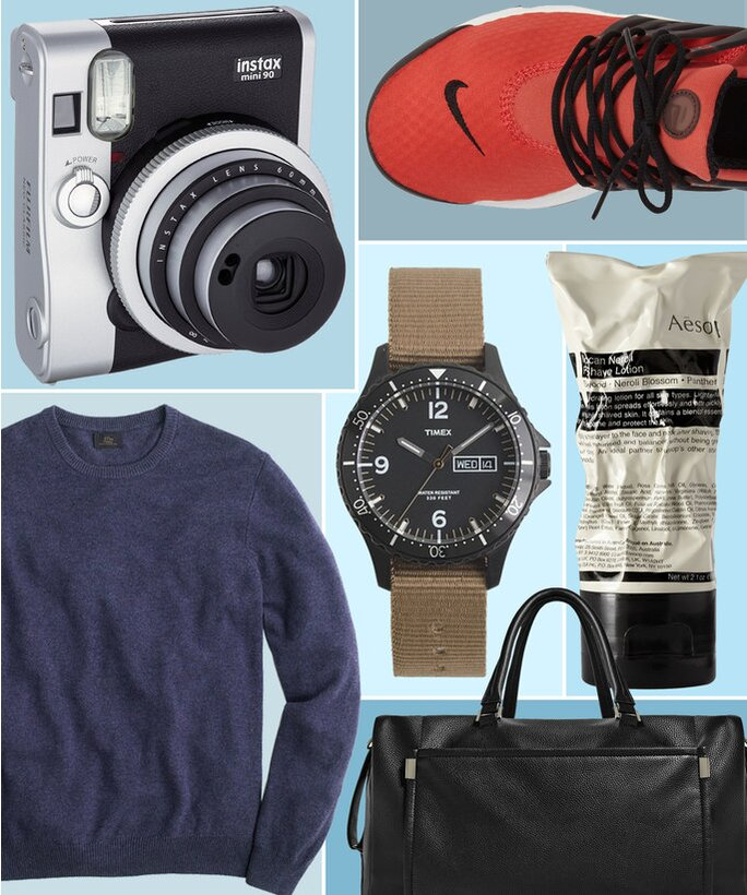 13 valentines day gift ideas for men instyle vday gifts for him lead negle Choice Image