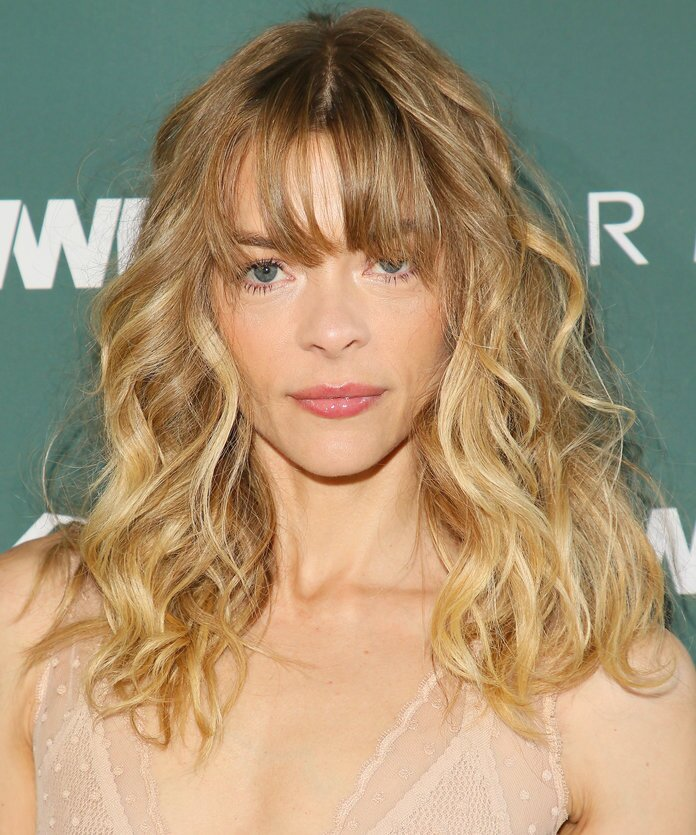 <p>Wispy Bangs and a Shag Cut</p>