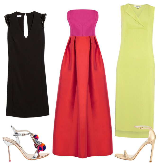 What to wear to every type of wedding instyle wedding dress code stopboris Gallery
