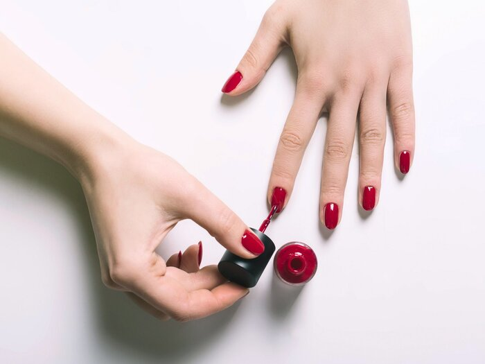 Nail Polish Colors That Will Make Your Hands Look Younger   InStyle.com