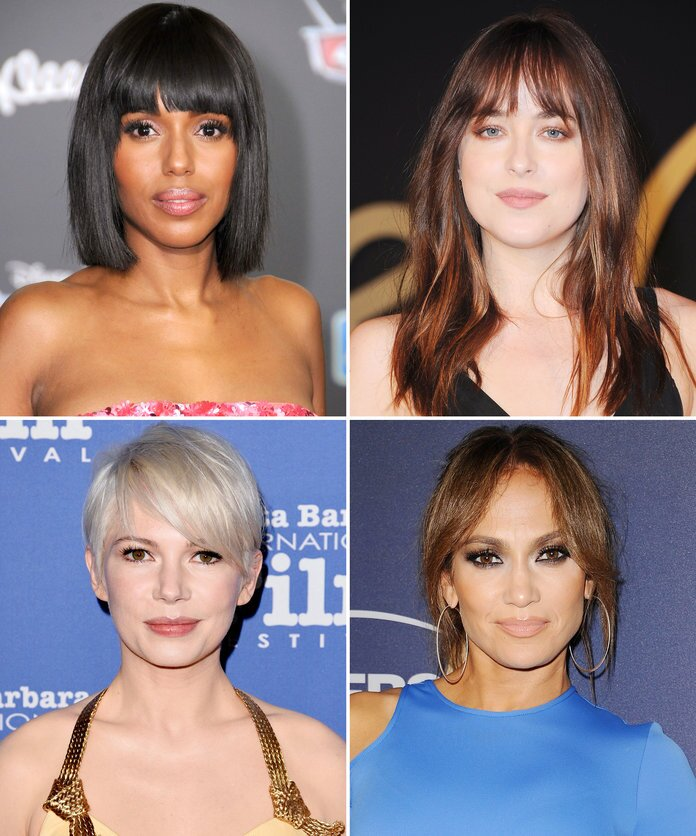 What would I look like with bangs? Try Them On in InStyle\'s Hair ...