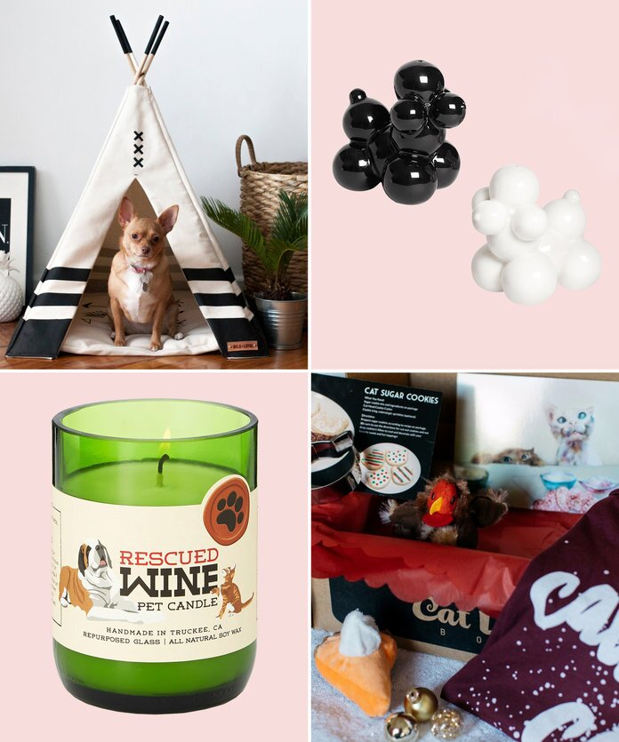 Holiday gifts for pet lovers instyle ppet gift guide negle Choice Image