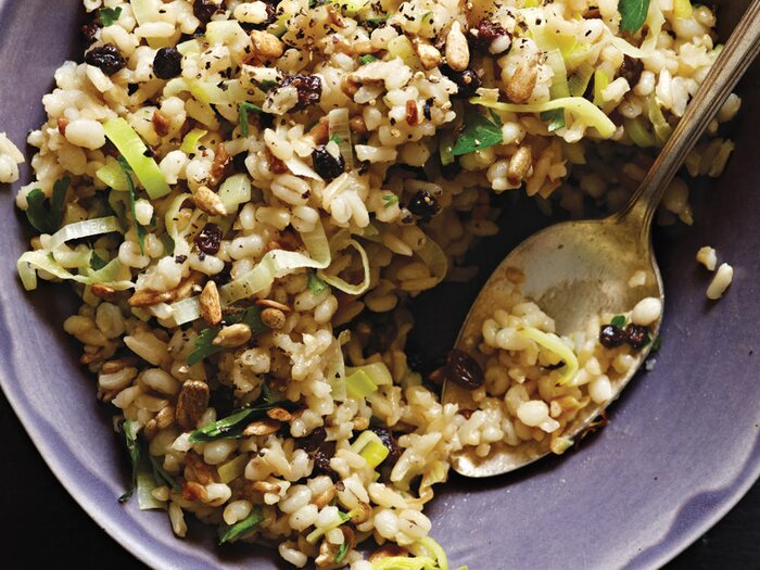 Diabetes friendly holiday dishes cooking light multigrain pilaf with sunflower seeds recipe forumfinder Gallery