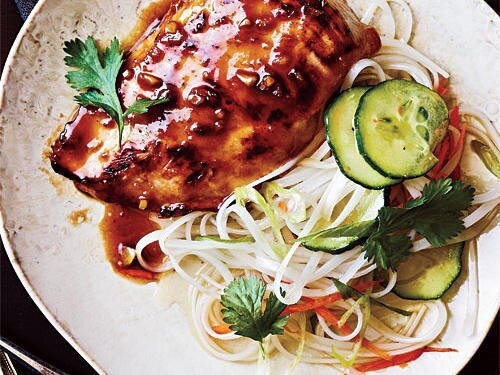 Our best japanese recipes cooking light miso chicken recipe forumfinder Images