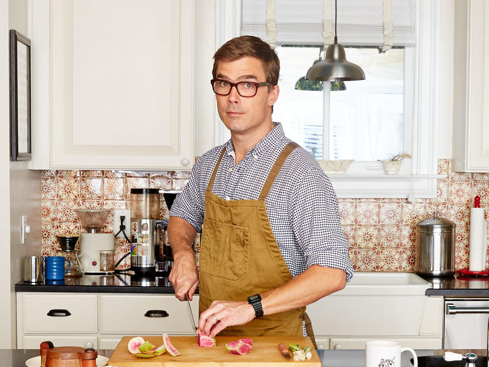 Home Kitchen Cooking step inside hugh acheson's home kitchen - cooking light