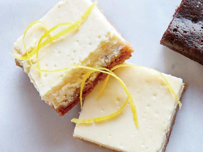New years eve desserts cooking light tangy lemon cheesecake bars audiocablefo