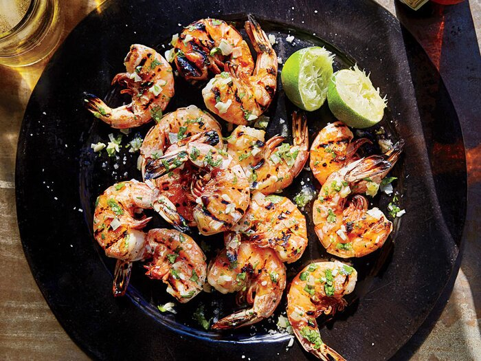 Latin american recipes cooking light prawns al mojo de ajo forumfinder Gallery